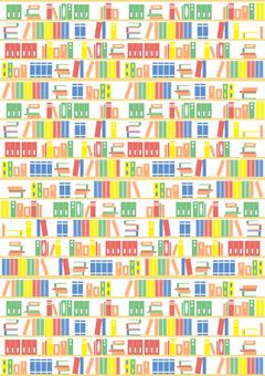 Bookshelf vertical