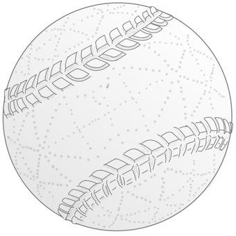 Soft baseball ball 7