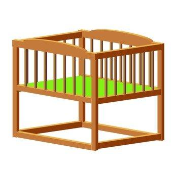 Baby cot 02