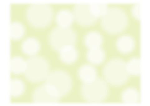 Polka dot pattern - green