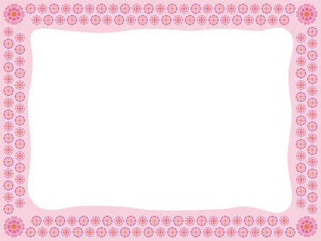 벚꽃 프레임 №1