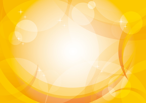 Background design _ Optical image _ Orange