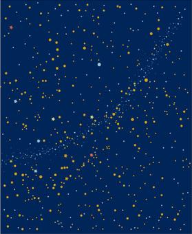 밤하늘의 배경 화면
