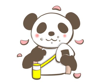 熊貓吃湯圓