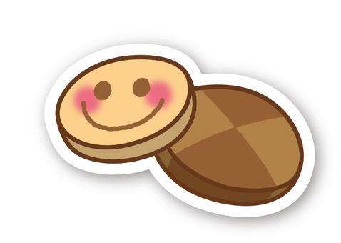 [스티커] 항목 * 쿠키