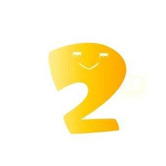 2 number