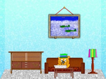 I used a furniture set. N 0130