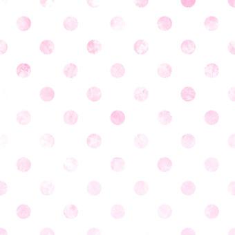 핑크 도트 무늬