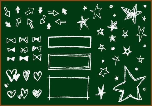 Handwriting - Crayon 1