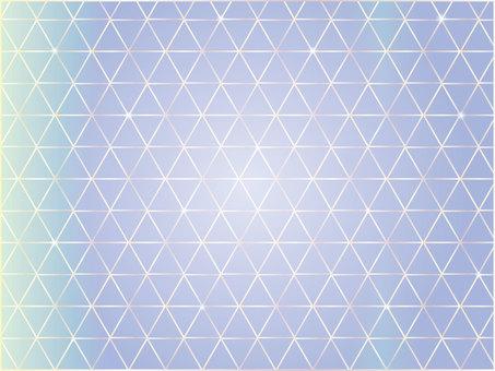 Blue geometry background