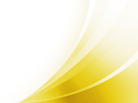 Yellow and white curve background