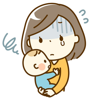 Baby and mother _ postpartum depression