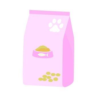 고양이 - 봉지 고양이