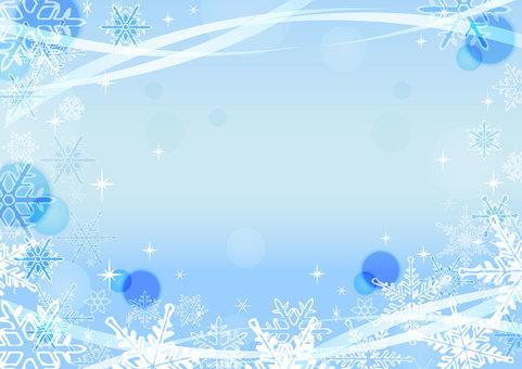 Winter material Christmas 33