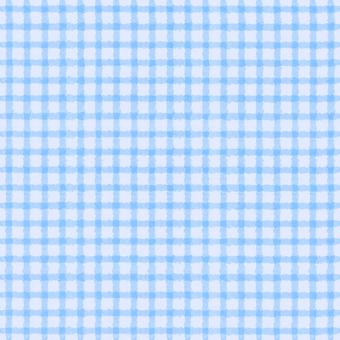 Plaid: Blue