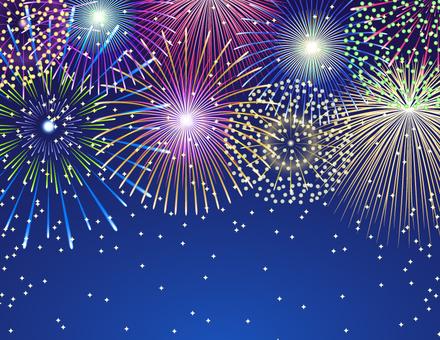 Fireworks 2 _ sparkling fireworks