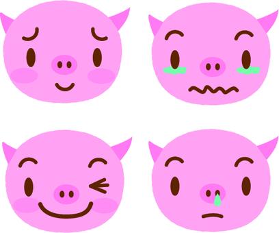 Pig cha