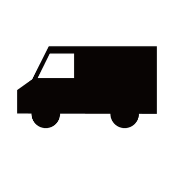 Truck · Moving image (silhouette)