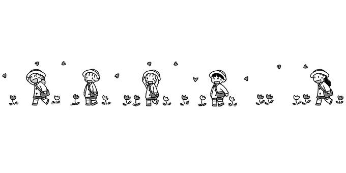 Children's line