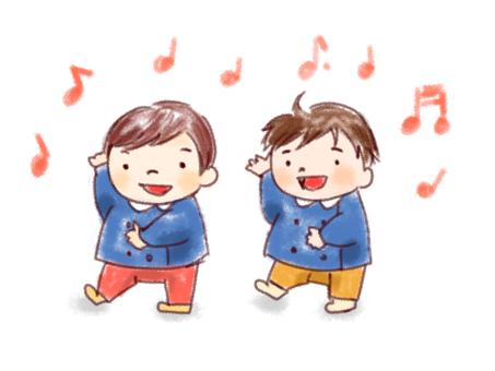 춤 원아 소년
