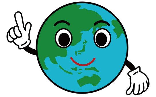人格化的地球