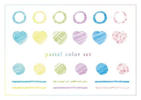 Pastel set -01
