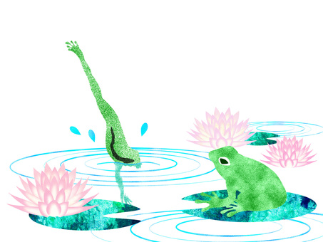 Water lily _ rough 03