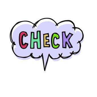 Check character