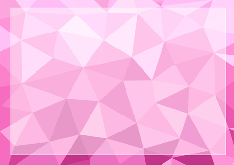 Geometric pattern background (