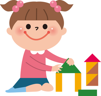 Girl (building block)