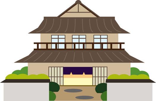 Building 002 (inn)