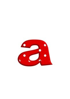 Alphabet (a)