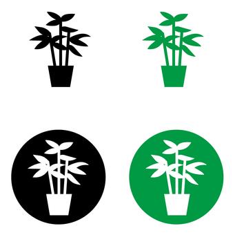 식물 아이콘