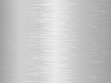 Metal Plate _ Silver