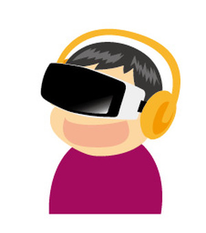 VR boy to experience - P & amp; O