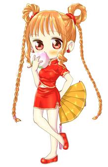 China clothes