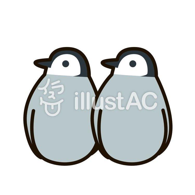 ペンギンの赤ちゃんイラスト No 200786無料イラストならイラストac