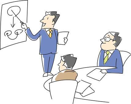 Business scene-12