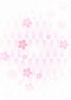 さくらの花&ぼかし1