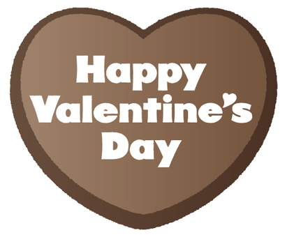 Chocolate - Heart - Valentine's Day