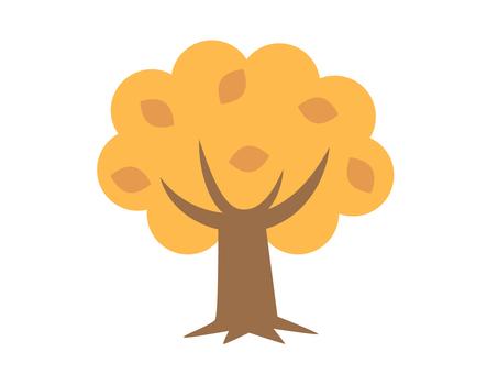 Tree (autumn leaves)