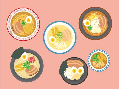 Ramen Tokushi Noodle Set