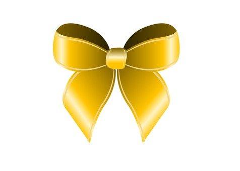 Plump yellow ribbon
