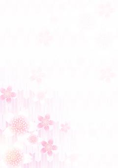 さくらの花&ぼかし2