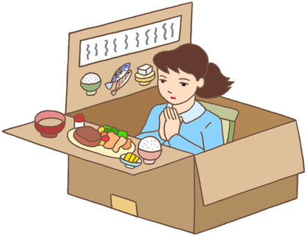 Box life · dining room