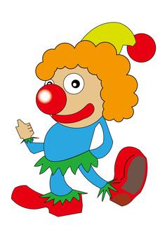 Clown dance