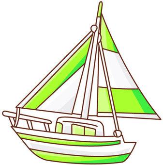 QT Vehicle yacht 4 color 4