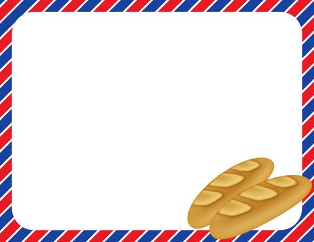 French bread _ bread frame