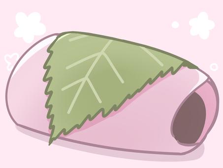 Sakura rice (Kanto style)