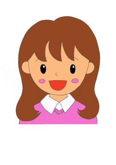 Female smile 2